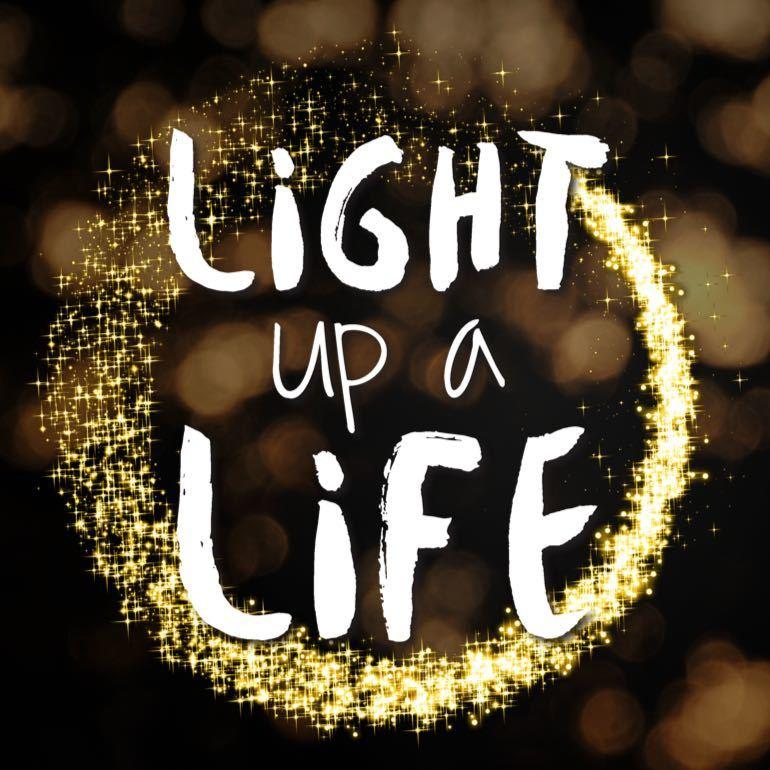 f8b113e27c80 Light Up A Life 2017. Remember someone special this Christmas. Event logo  original