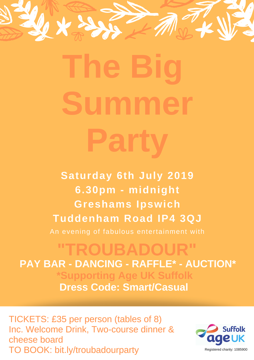The big summer party