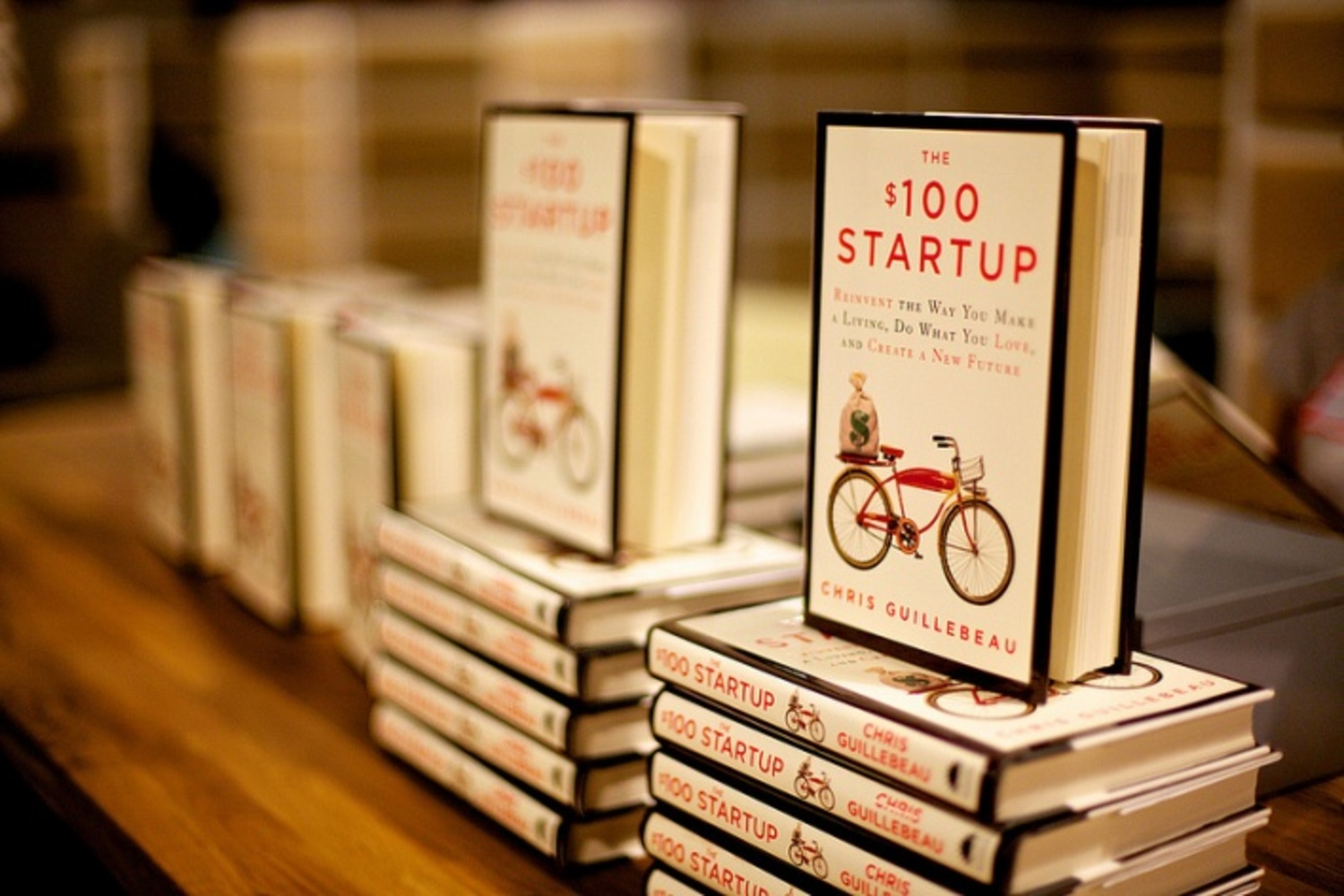 The $100 Startup —