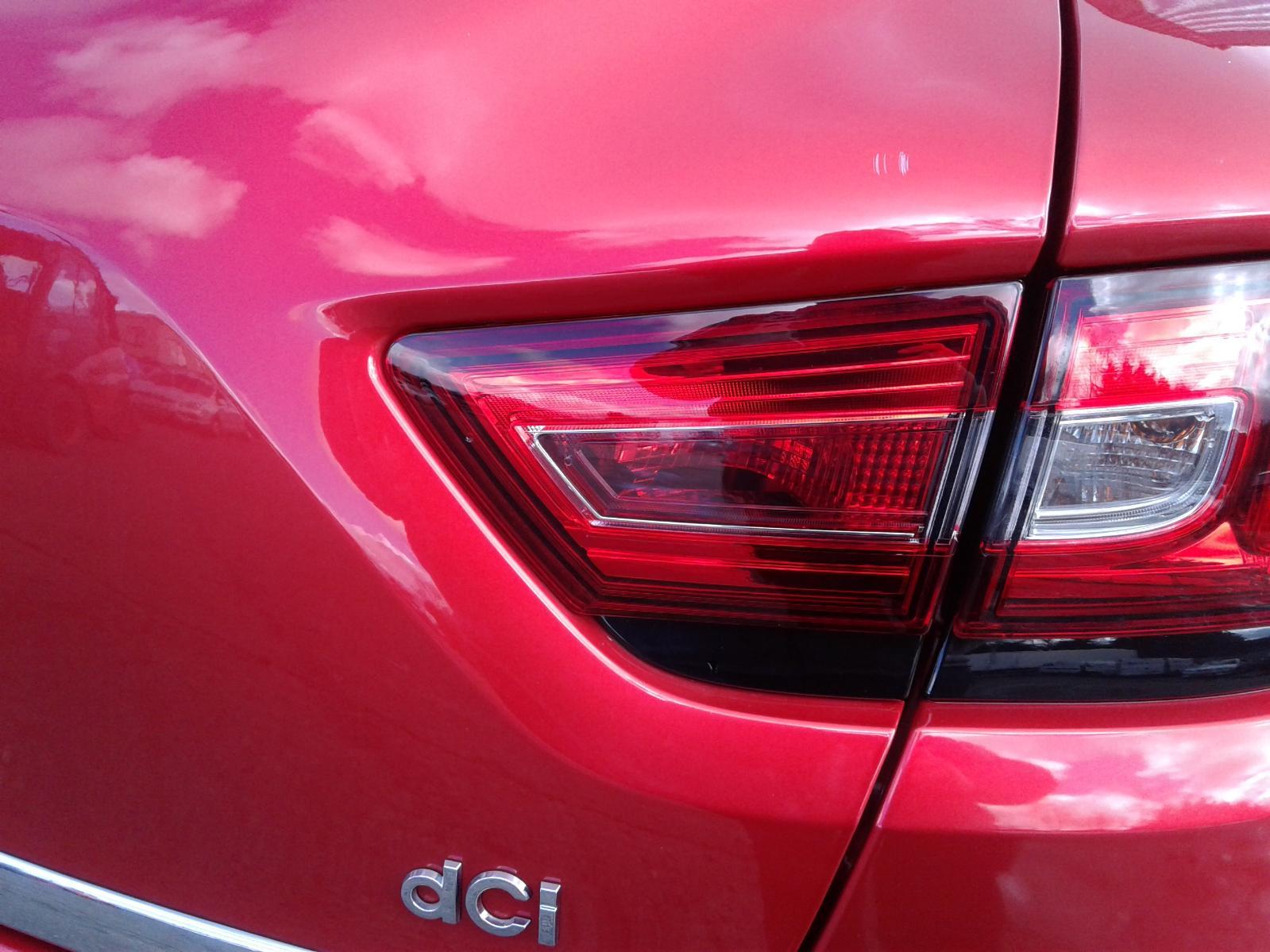 View Auto part R Taillight RENAULT CLIO 2015