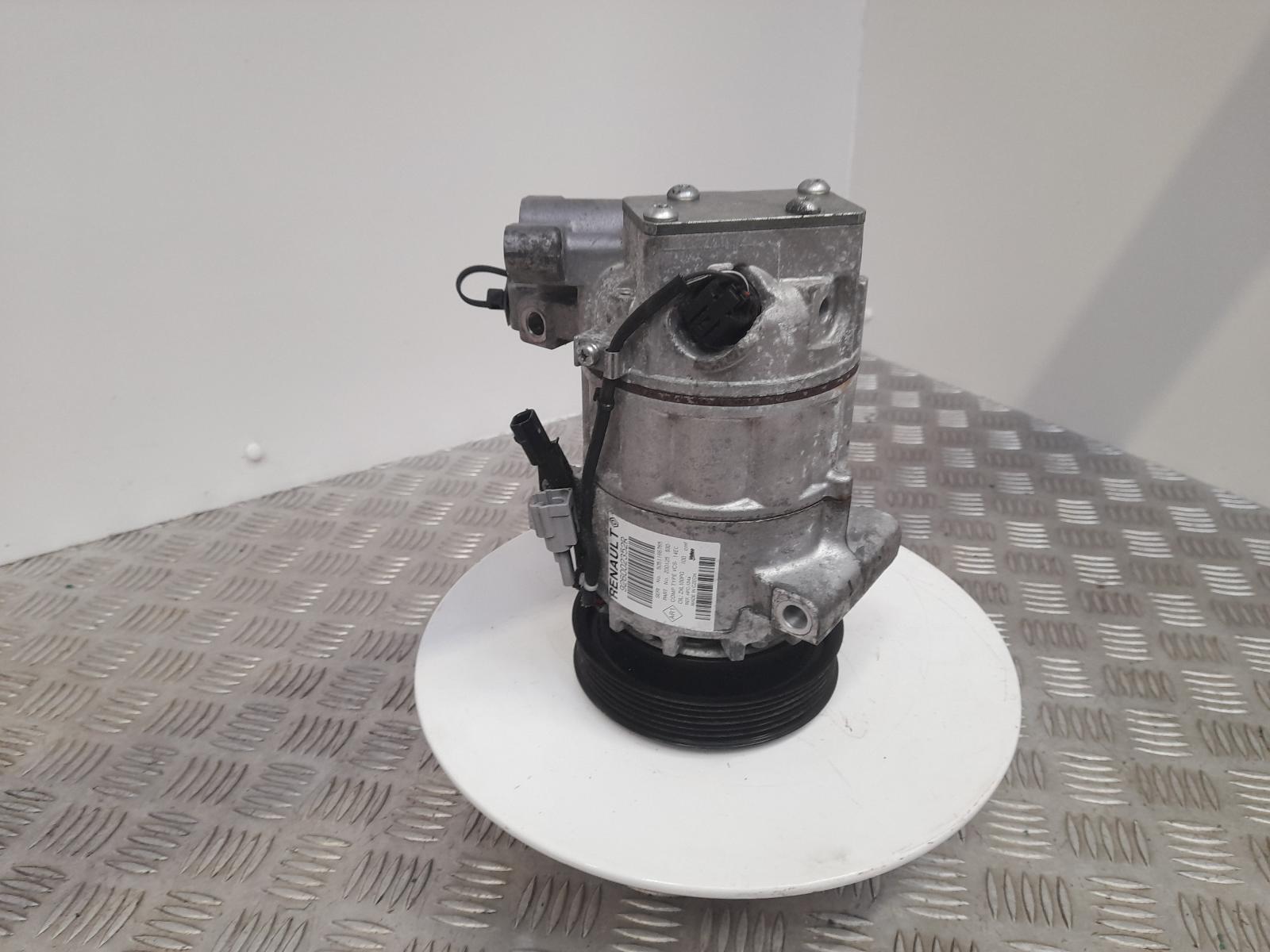 View Auto part Compressor RENAULT CLIO 2015