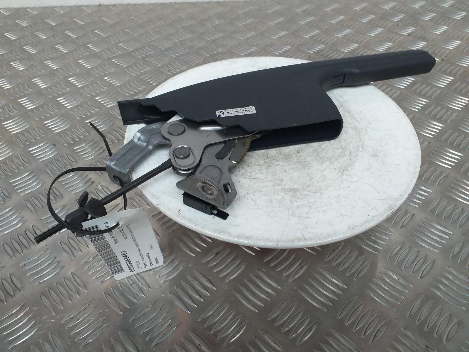 View Auto part Handbrake Lever/Button/Assembly SKODA CITIGO 2014