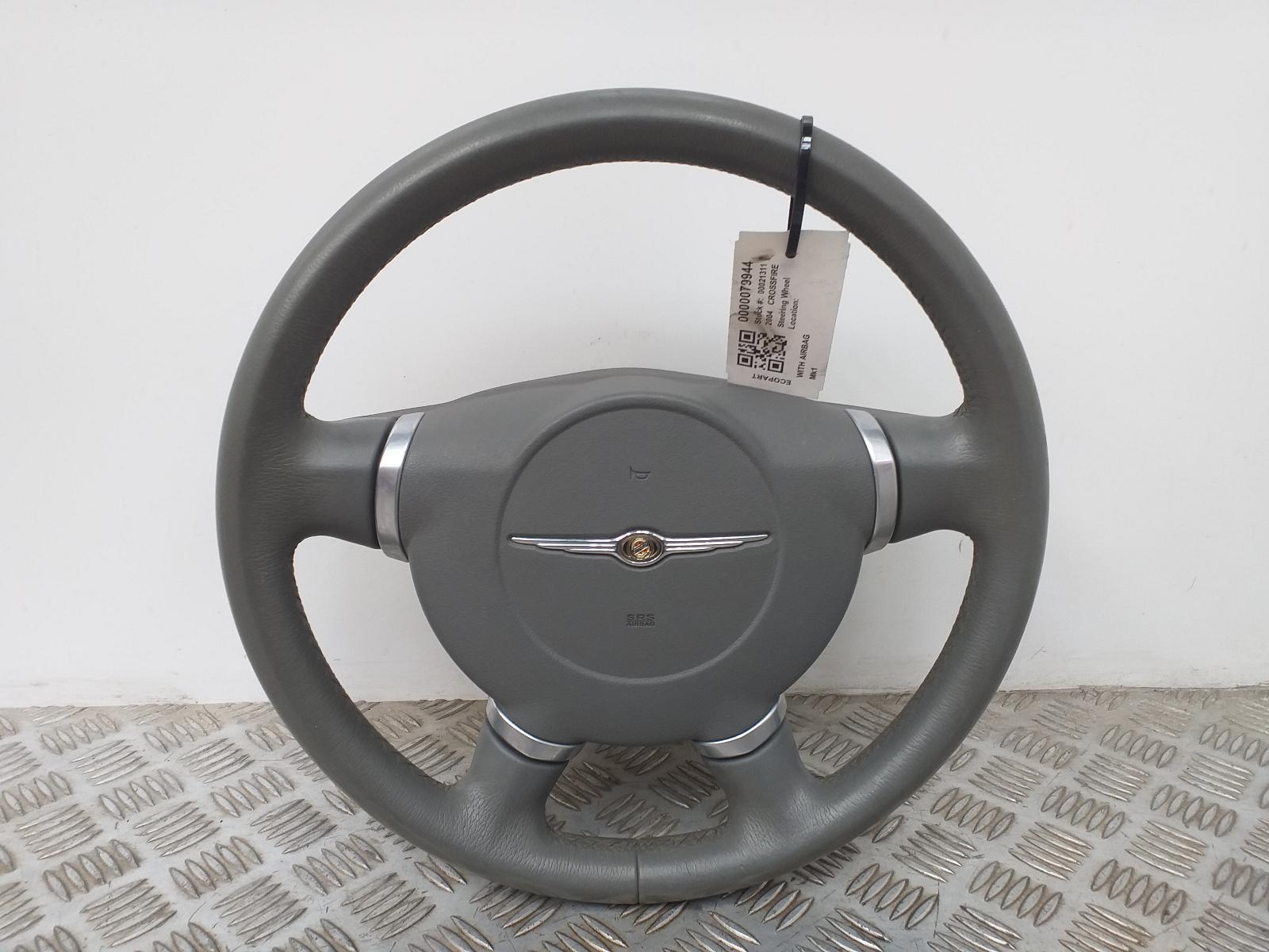 View Auto part Steering Wheel CHRYSLER CROSSFIRE 2004
