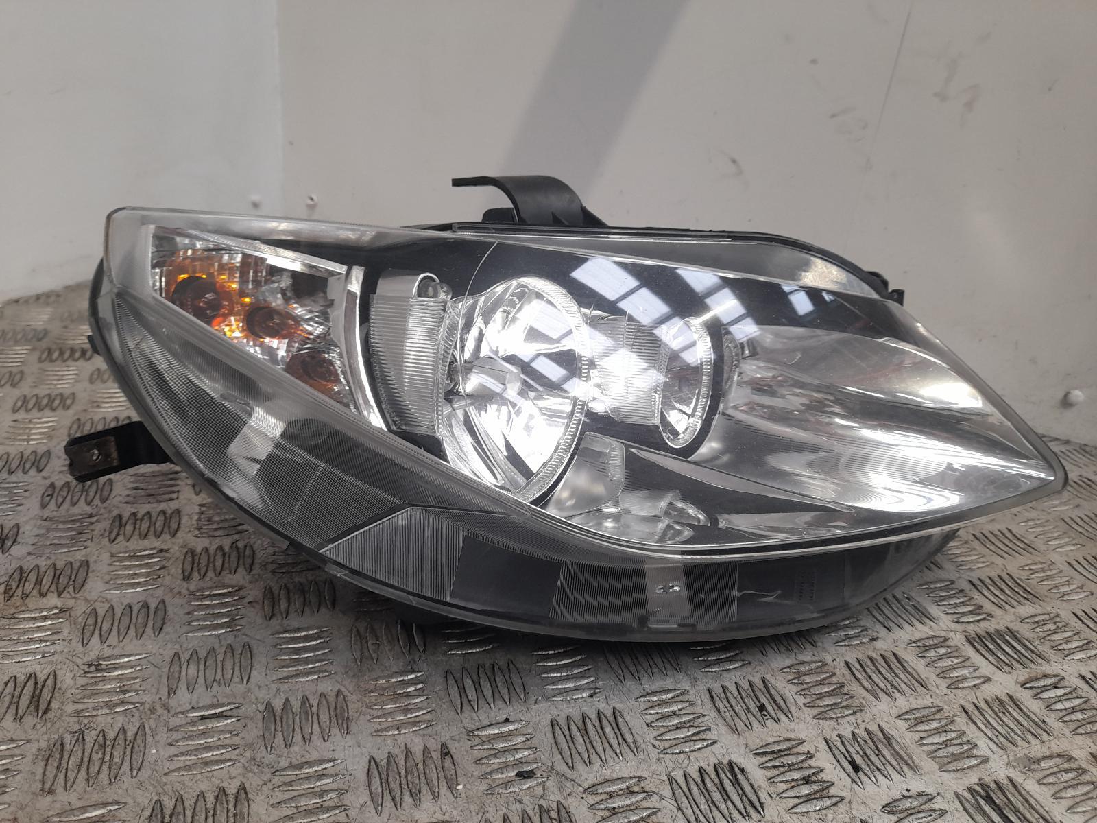 View Auto part R Headlamp SEAT IBIZA 2012