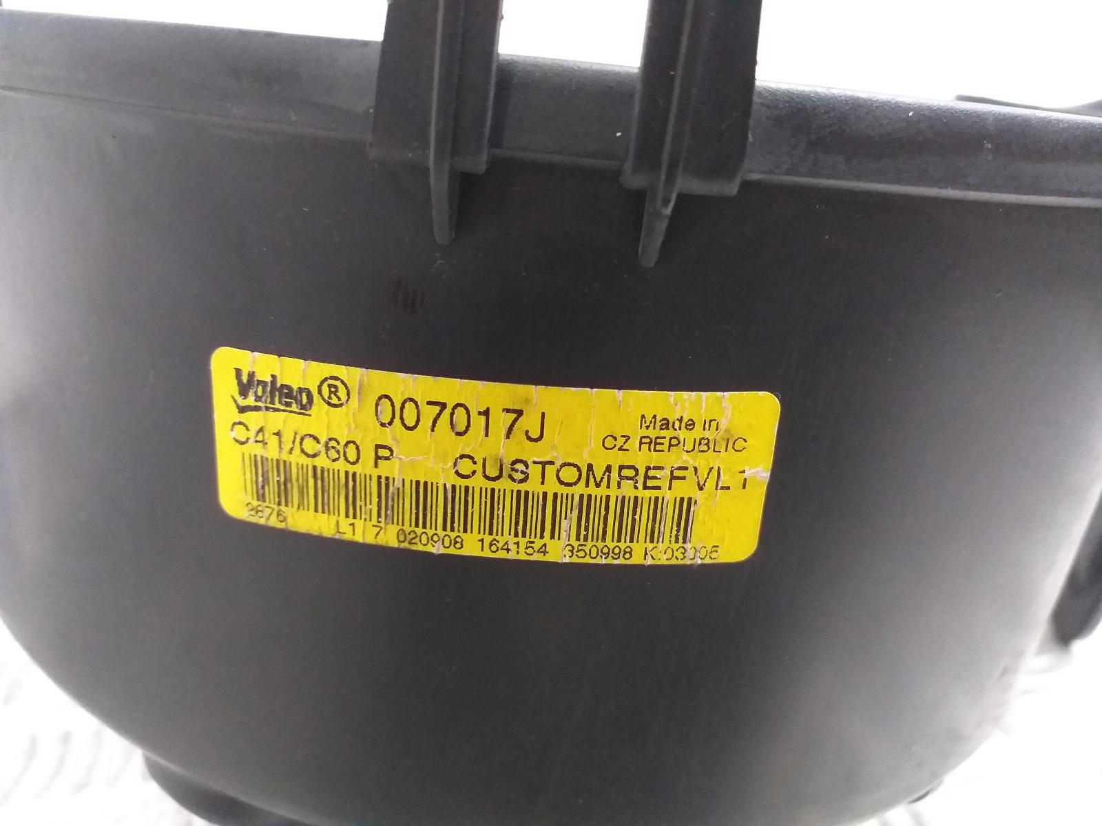 View Auto part Heater Motor/Assembly VAUXHALL VECTRA 2009