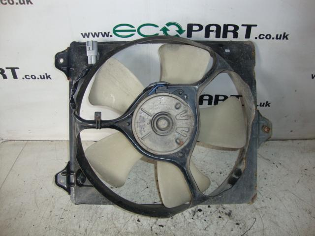 View Auto part Engine Cooling Motor TOYOTA AVENSIS 2001