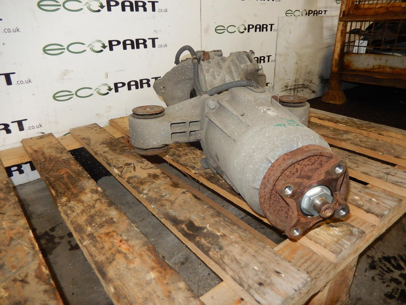 View Auto part Differential Assembly CHEVROLET CAPTIVA 2007