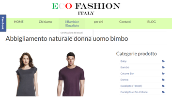ECO FASHION ITALY