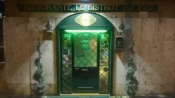Ristorante Le Bistrot dal 1987