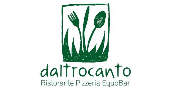 Daltrocanto ristorante pizzeria equobar
