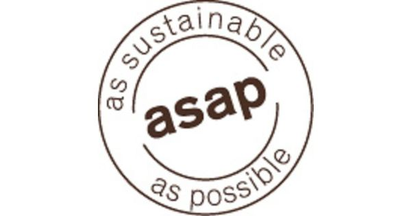 Asap as sustainable as possible