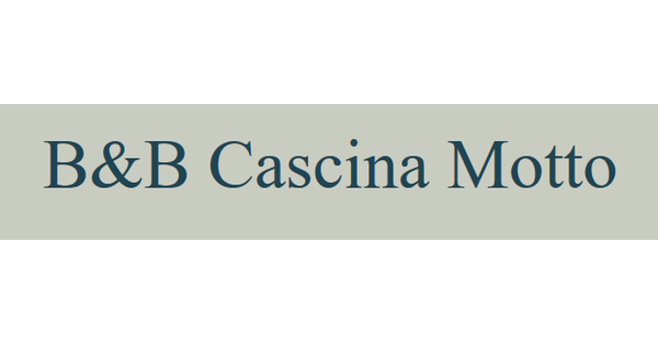 B b cascina motto