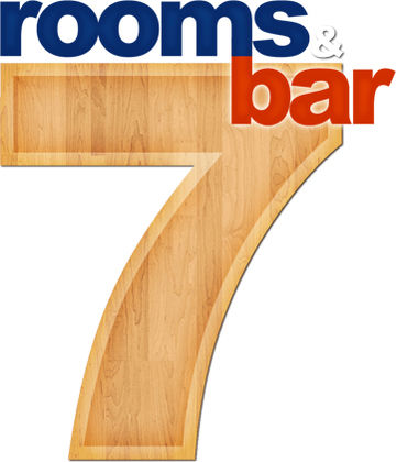 seven rooms & bar