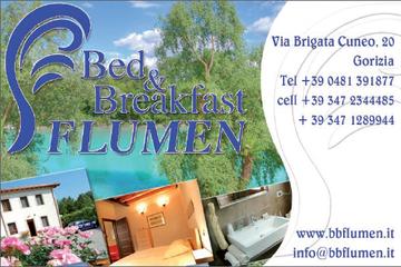 Bed and Breakfast FLUMEN
