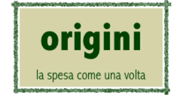 Origini la spesa come una volta