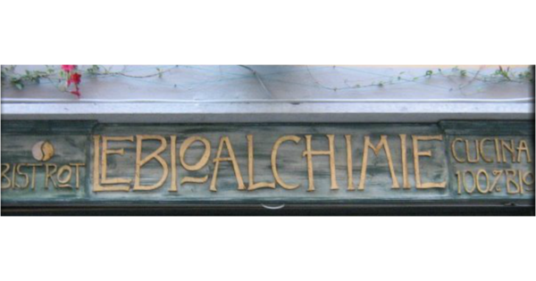 Le bioalchimie