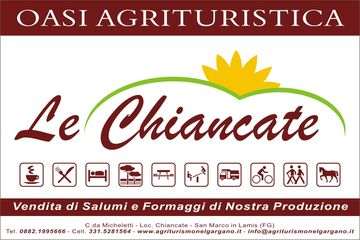 Oasi Agrituristica Le Chiancate di Antonio De Santis