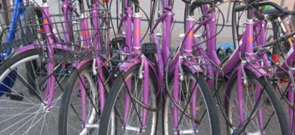 Firenze pedala con 'Mille e una bici'