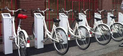 Bike sharing Monza: dopo il progetto 'elettrico' al via i lavori per il servizio tradizionale
