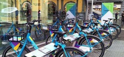 Il bike sharing a Napoli fra ironia e servizio gratuito