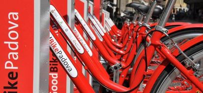 Goodbike Padova: la bici pubblica per la mobilità urbana
