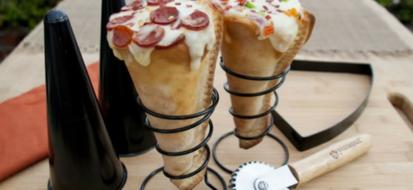 Pizza e gelato, sacrilegio o intuizione?