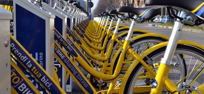 Con TOBike a Torino il bike sharing si fa in due: tradizionale e per disabili