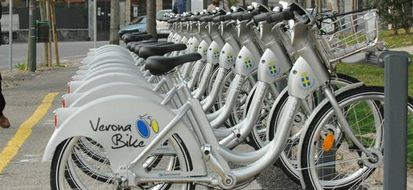 Con Verona Bike il noleggio della bici é comodo, pratico ed ecologico