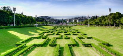 Lisbona: tutto sulle aree verdi della città