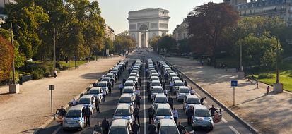 Car Sharing a Parigi