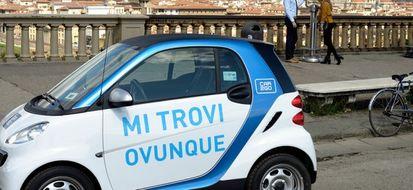 Mobilità Sostenibile a Firenze: il car sharing
