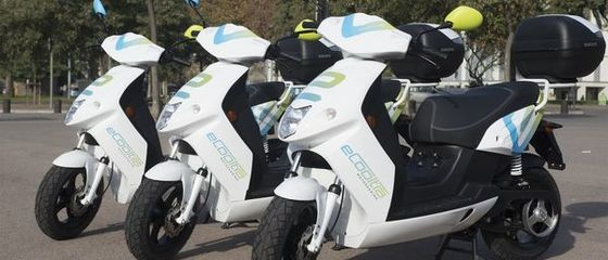 Scooter sharing: la nuova rivoluzione del trasporto condiviso