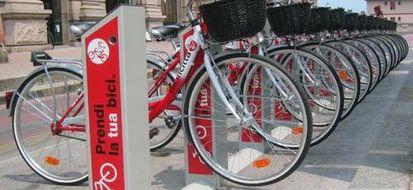 A Bari il bike sharing si chiama Barinbici
