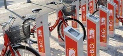 La BiGi: comfort e sostenibilità per il bike sharing bergamasco