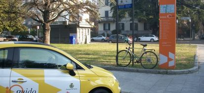 A Parma Io Guido Car Sharing, parte integrante del circuito ICS