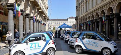 Tre soluzioni per il car sharing torinese
