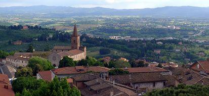 Perugia declina sapientemente i sapori tipici alla scelta bio