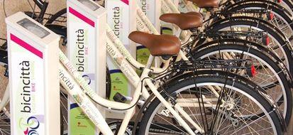 Il bike sharing di Cagliari nel circuito Bicincittà