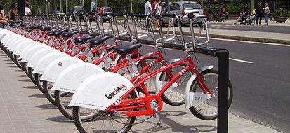 Il bike sharing: una realtà di successo nelle città italiane