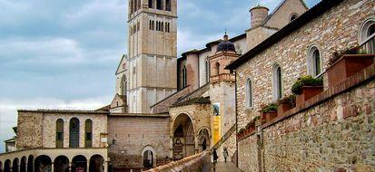 Assisi fra turismo laico e religioso: la proposta degli hotel green