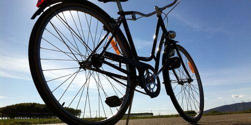 vento pista ciclabile