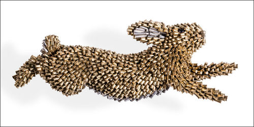 Federico Uribe: l'arte (colombiana) di riciclare_ecosost