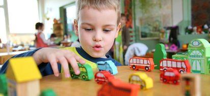 Riciclo giocattoli usati