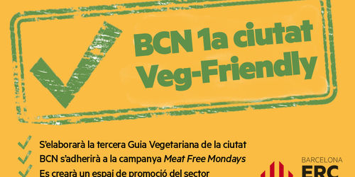 Barcellona Veg-friendly
