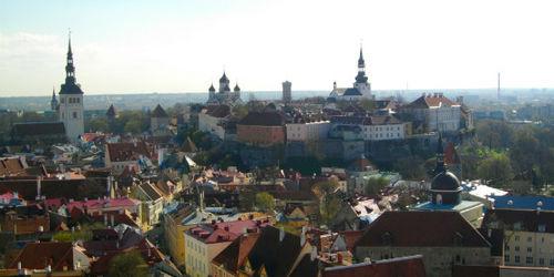 tallinn, ecocities, città sostenibili