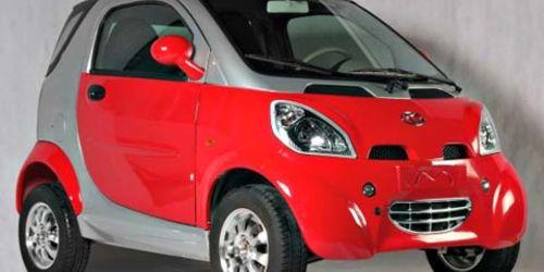 Shanzhai elettric car