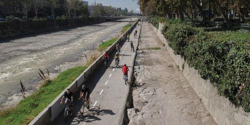 bicicletta cile