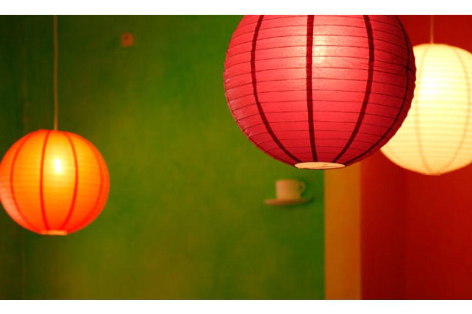 Idee per realizzare lampade di carta ecosost vivere sostenibile