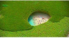 La spiaggia nascosta