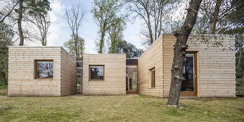 Una casa ecosostenibile da costruire in soli 4 mesi ecosost vivere sostenibile - Costruire casa da soli ...